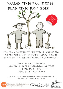 fruittree planting poster coed 2014